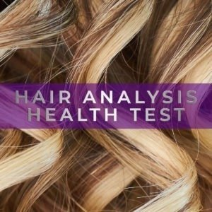 Hair Analysis Test - Mineral Check