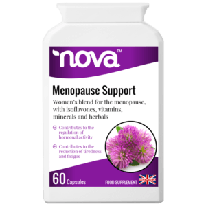 A Natural Herbal Menopause & PMS Support Supplement - 60 Capsules