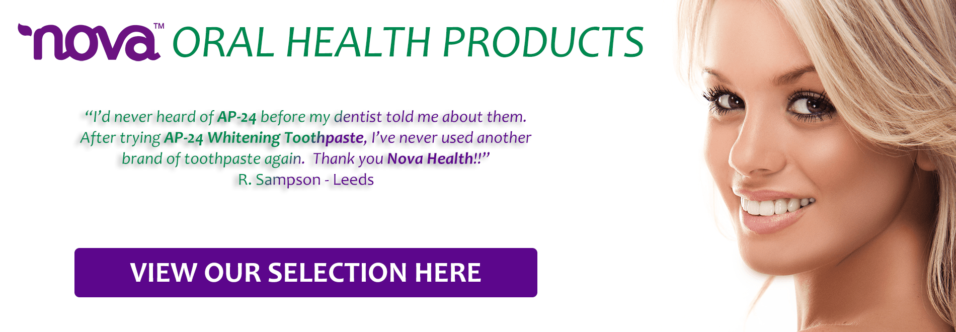Oral Health Range