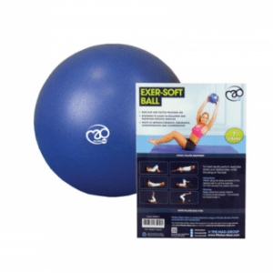 Exer Pilates Soft Ball in various sizes