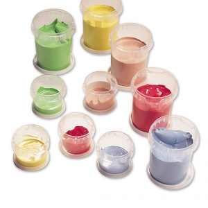 Therapeutic Putty 450g various colours in pots