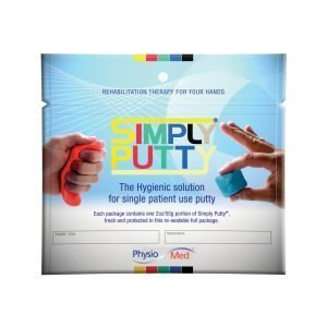 Simply Therapeutic Putty 50g Clinical and Personal Use